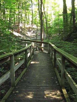 Hudsonville Nature Center; Hudsonville, MI