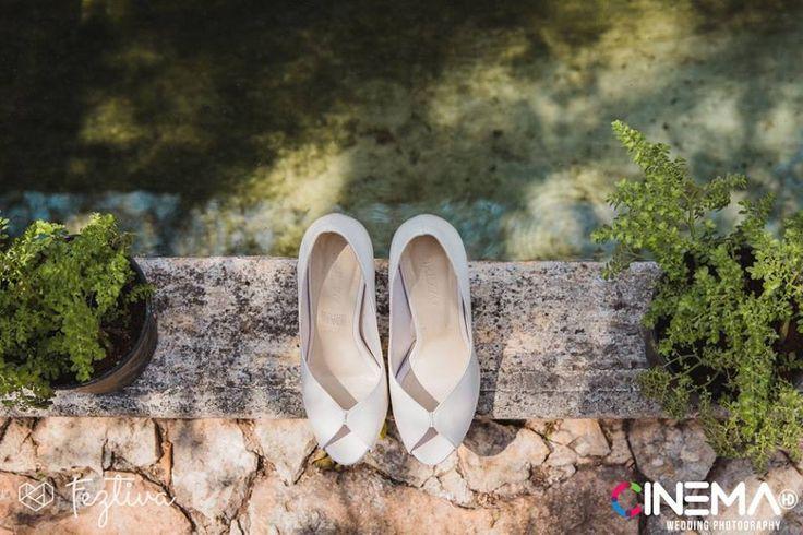Boda Carmita Méndez & Alejandro Herrera  Fotografía: Cinema HD  Zapatos de la novia: Alexei Novias  #wedding #boda #weddingshoes #zapatosdeboda #weddingday #Merida #Yucatan #Mexico