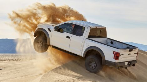 I feel like we've been waiting for the new 2017 Ford Raptor forever. I mean, it's hard to not get stoked about a daily-drivable high-speed off-road truck. This week we finally got to let it loose in exactly the kind of extreme sandscape you see in the commercials, and once again, it's almost too good—but at a price some may not be willing to pay, and I don't mean the MSRP.