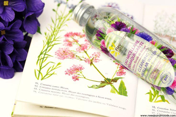 Sur mon blog beauté Needs and Moods, je vous parle de l'eau micellaire démaquillante de Fleurance Nature, à l'eau de bleuet et a l'aloe vera. http://www.needsandmoods.com/eau-micellaire-fleurance-nature/ #FleuranceNature #Bio #ecocert #cosmetics #cosmetique #nature #greenlife #gogreen #beaute #beauty #blog #blogger #blogueuse #BlogBeaute #BeautyBlog #BeautyBlogger