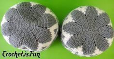 Crochet.is.Fun: Free pattern: kopiah kait