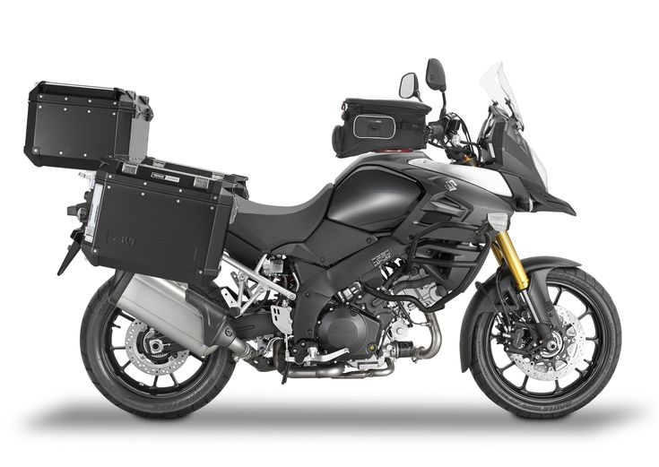 GIVI Italy have finally released some official pictures of their range of luggage and accessories for the new Suzuki V-Strom 1000 2014+ model. They have gone all out with this model with lot…