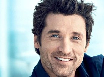 This is who I picture in the role of Professor Nicholas Hoffman. Patrick-Dempsey-American-Actor