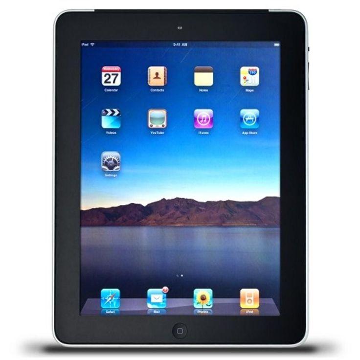 Apple iPad 2 with Wi-Fi+3G 32GB - Black - AT&T (2nd generation) - B