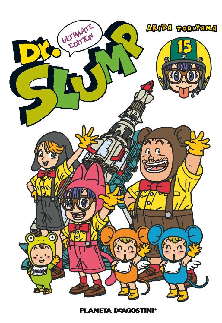 Dr. Slump - Akira Toriyama