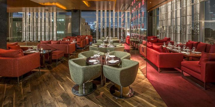 Zuma is located in the Dubai international financial centre at the heart of the city.