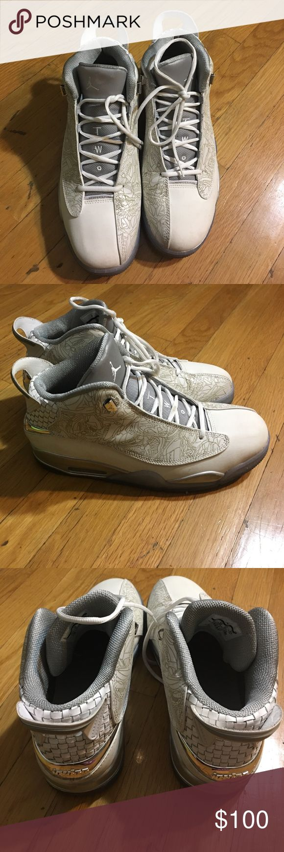 Jordan Dub Zero Sz 11 Great condition Jordan Shoes Sneakers