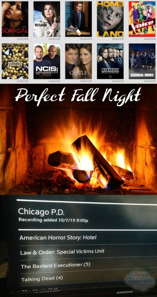 Fall TV Shows for Perfect Fall Nights @Tysofast AD