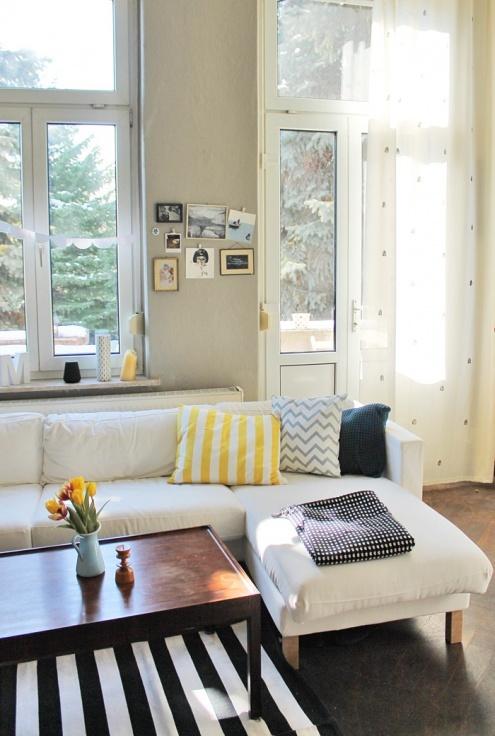 ber ideen zu vorh nge modern auf pinterest bergardinen fertiggardinen und vorh nge. Black Bedroom Furniture Sets. Home Design Ideas
