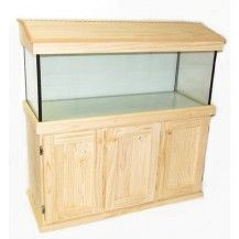 "Fish Tank  3ft x 18"" x 18"" High with Cabinet and Hood"