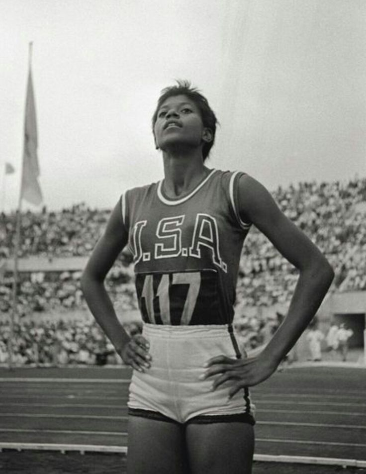 Wilma rudolph biography