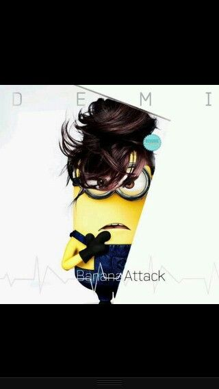 Evil Minions Demi Lovato