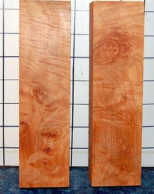 Curly-burl-big-leaf-maple-lumber-block-knife-2x1-2x7-5
