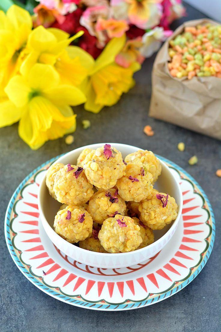 How to make Boondi Ladoo recipe. step by step recipe of boondi ladoos. how to make boondi at home. Basant Panchami ladoos, bundi laddu, boondi ke ladoo