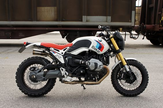 Can't wait for the BMW scrambler? Custom builder Luis Moto has the answer. - Bike EXIF
