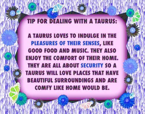 Taurus ♉️ Love