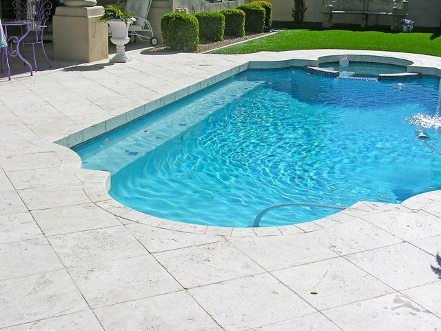 42 best images about pool deck on pinterest outdoor for Best pavers for pool deck