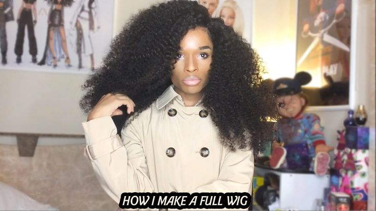 Natural Hair With Wigs