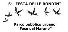 """Festa delle rondini a Riccione sul Marano settembre 2013. """"Sulle ali delle rondini... Rassegna di poesie dialettali romagnole"""" 7 settembre 2013 alle ore 18,30"""