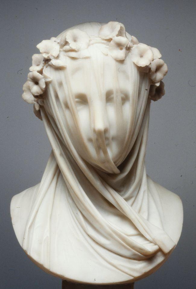 Item Veiled Lady Bride Classical 29