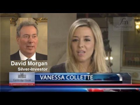 Silver expert David Morgan from the Morgan Report chats with Cambridge House Live's Vanessa Collette about Janet Yellen's rise to the top job at The Fed and future silver prices.
