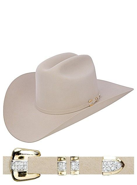 Stetson Hats 48 Diamante 1000X  Premier Collection