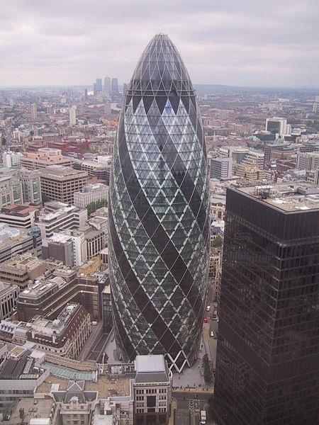 The Gherkin, London | Norman Foster / Arup / Skanska
