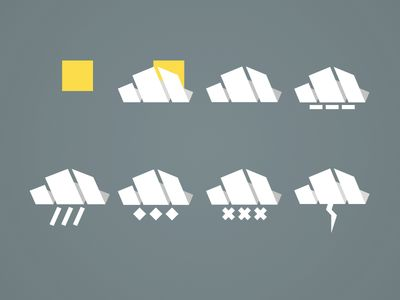 Weathers icon set 2