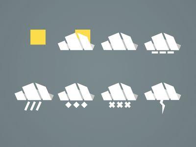 Weathers icon set 2