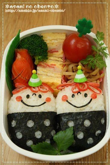 「 ありがとウサギのお弁当。 」の画像|asamiのお弁当。簡単かわいいキャラ弁の作り方|Ameba (アメーバ)