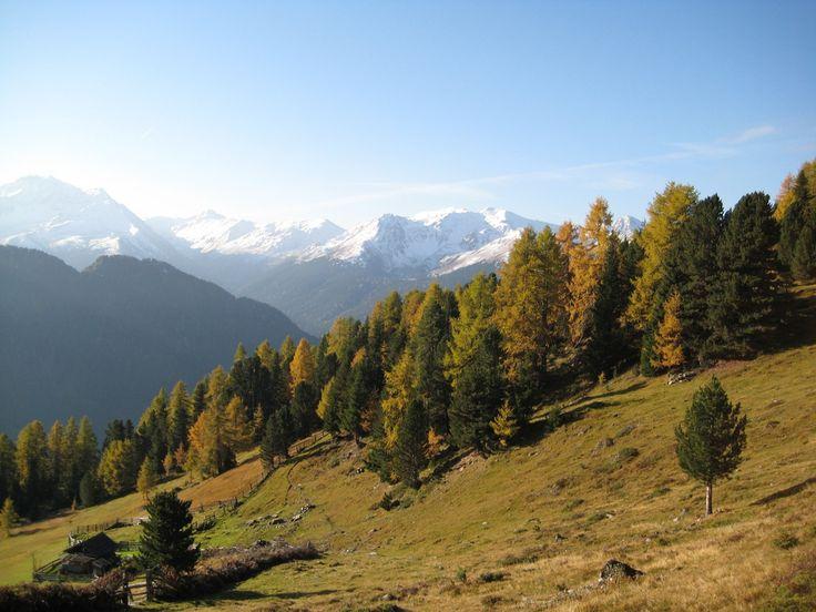 Wanderherbst im #tiroleroberland