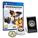 Overwatch Origins Edition - 'Memory of War' Metal Coin & Metal Badge Bundle (Exclusive to Amazon.co.uk) (PS4) by Blizzard   29 days in the top 100 Platform: PlayStation 4 (5)Buy new:   £44.99 (Visit the Bestsellers in PC & Video Games list for authoritative information on this product's current rank.) Amazon.co.uk: Bestsellers in PC & Video Games...