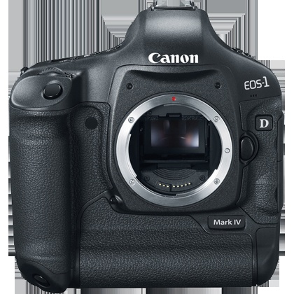 Canon EOS 1D Mark IV DSLR Camera
