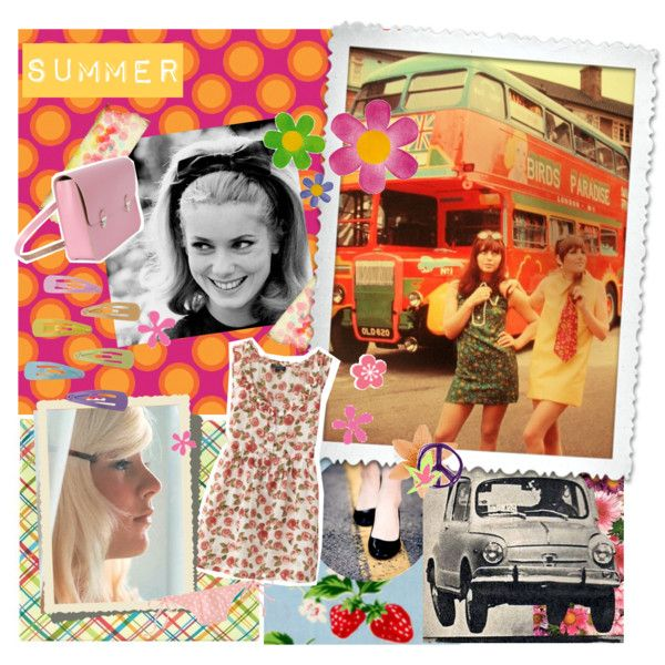 summer by janislovepinups on Polyvore featuring moda, J.Crew, Bohemia and Cath Kidston