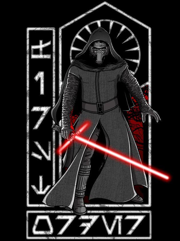 Knight of Ren. #starwars #kylo #force