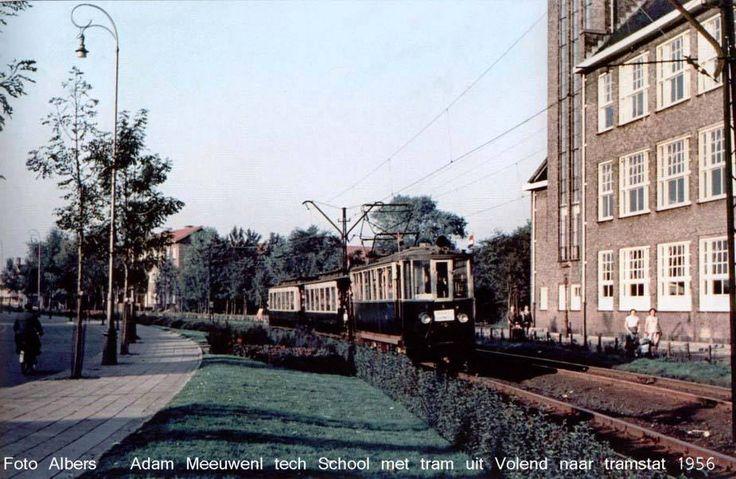 De Waterlandse tram reed tussen 1888 en 1956 in de regio Waterland ten noorden van Amsterdam. Op 13 december 1888 werd de stoomtramlijn Amsterdam Noord – Monnickendam – Edam geopend. In 1894 werd de zijlijn geopend van Het Schouw - Purmerend - Middenbeemster naar Alkmaar die in 1931 werd overgenomen door een busdienst. In 1956 verdween ook de lijn Amsterdam Noord - Edam die eveneens werd overgenomen door een busdienst van de NACO.