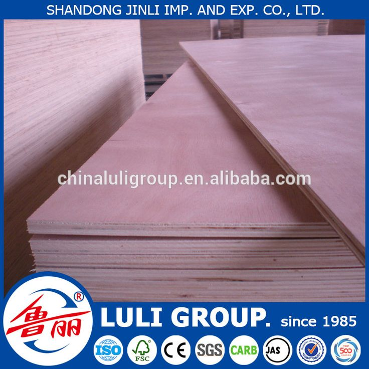 18mm marine plywood sizes with high pressure and waterproof glue more than 72 hours