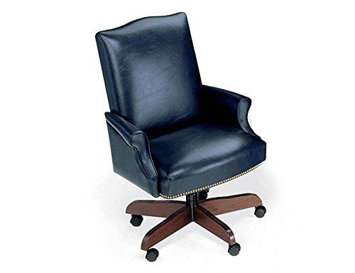 Traditional High Back Executive Chair Dimensions 29