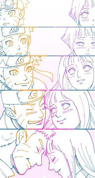 naruhina...I always shipped them from the very beginning. I'm very happy they ended up together!!