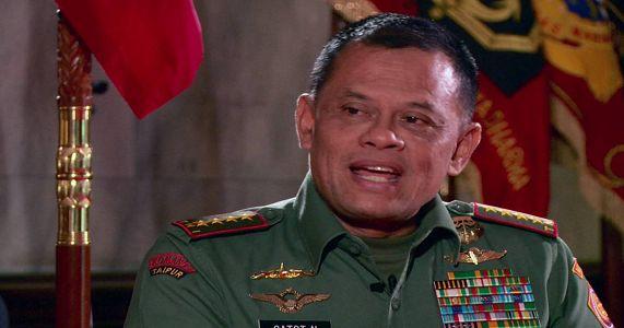 MANTAP PANGLIMA! BONGKAR Korupsi Pengadaan Helikopter AW 101, Gatot Nurmantyo UMUMKAN 3 Tersangka