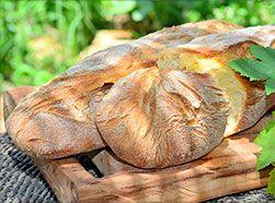 Как в Тоскане: хлеб по-итальянски