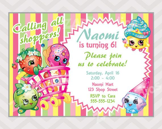 1000+ images about Party Invitations on Pinterest ...
