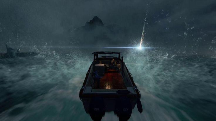 Uncharted 4 (Türkçe) gameplay - PS4 PRO best ps4 uncharted 4 trailer ...