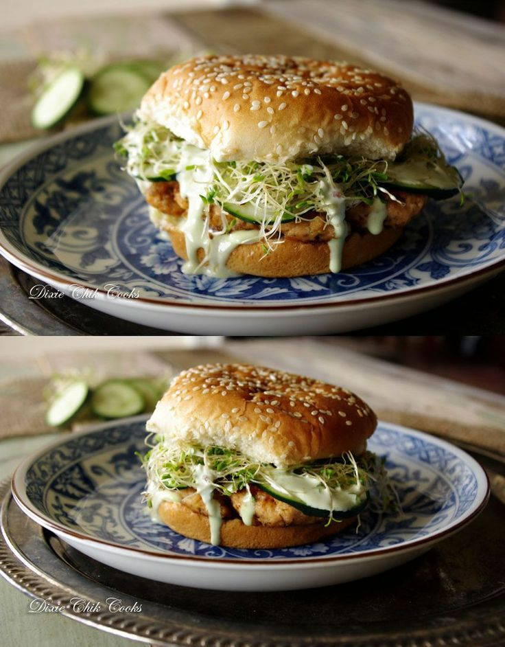 Recipe / California Roll Burger | Foodie Stuff | Pinterest