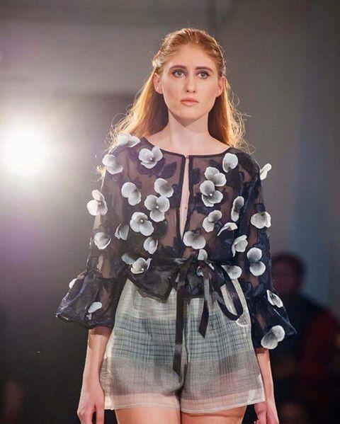 "Collection s/s2016 ""secret gardens"" photo by Ranko Lazovic model:  @darastajkovic ,design Dino dzinovic #fashion #style #balkanartfashionevent #love #bafe #me #bafeevent #photooftheday #Fashionshow #hair #beauty #beautiful #instagood #pretty #swag #italy #girl #girls #dinodzinovic #design #model #dress #shoes #belgrade #styles #outfit #purse #jewelry #shopping #glam"