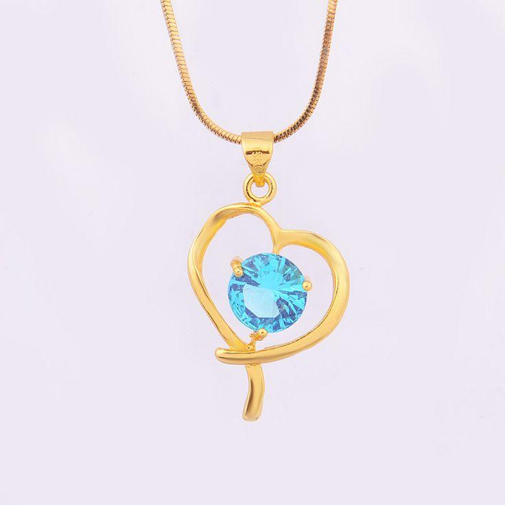Оптовая продажа любовь 18 К золото любовь 18 К золото ожерелье оптовая продажа золотые украшения завода ювелирные изделия