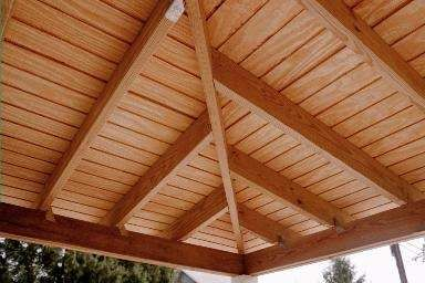 T1 11 Plywood Used As Sheathing Was Inverted To Give A