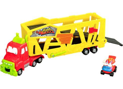 TRASH WHEELS trailer