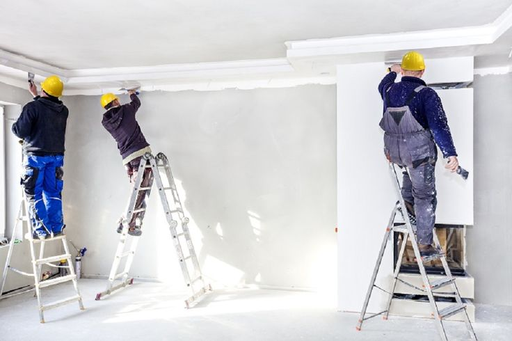 Tips for Hiring Good Plastering Contractors #HomeImprovement  #plastering