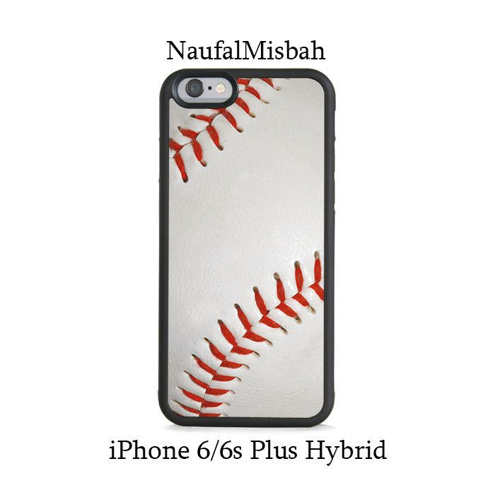 Baseball Skin iPhone 6/6s PLUS HYBRID Case